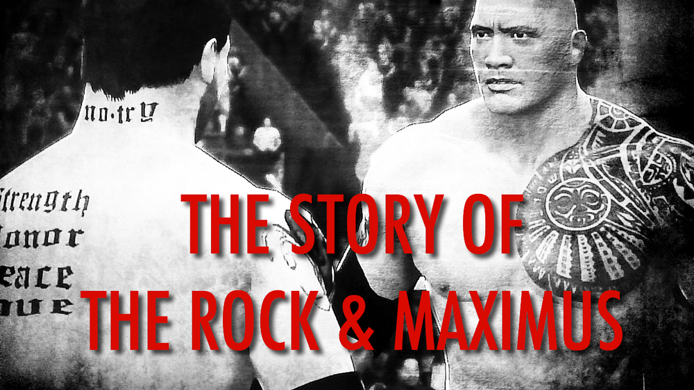 THIS WAS ORIGINALLY PUBLISHED ON THE GOOD WORKER ON 10/11/14 FOLLOWING THE ROCK'S SURPRISE APPEARANCE ON MONDAY NIGHT RAW.