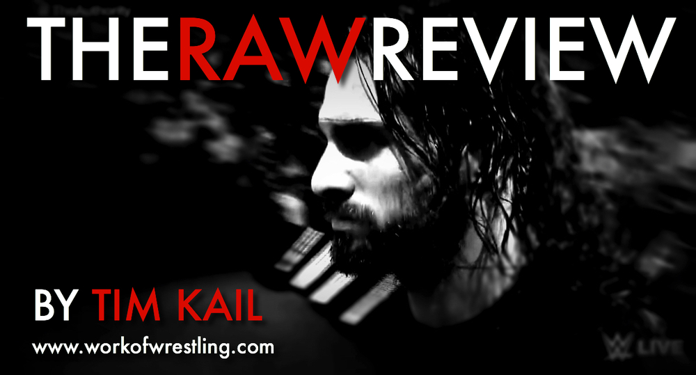 THE RAW REVIEW FOR EPISODE 6/1/15 PHOTOS VIA WWE