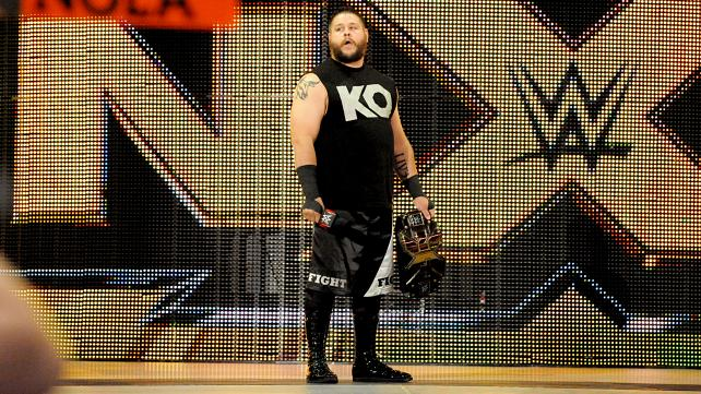 Kevin Owens The NXT Champion