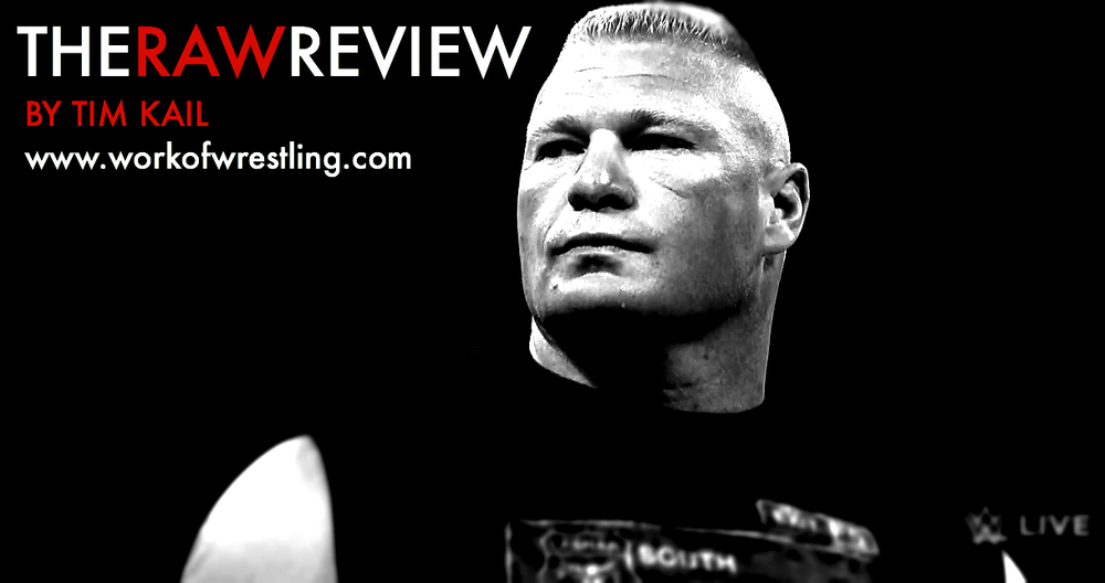 THE RAW REVIEW FOR EPISODE 6/16/15 PIC VIA WWE