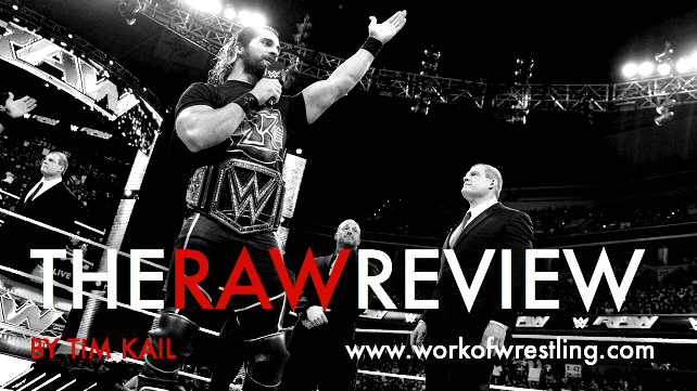 THE RAW REVIEW FOR EPISODE 6/29/15 PHOTOS VIA  WWE .