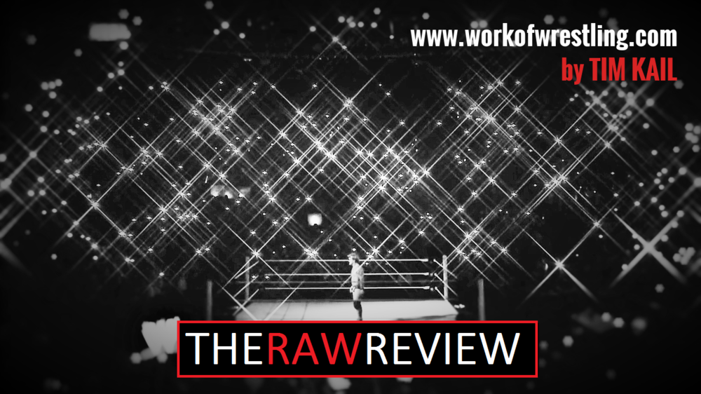 THE RAW REVIEW FOR EPISODE 7/7/14PICS VIA WWE