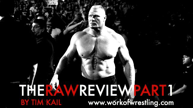 RAW REVIEW PART 1 FOR EPISODE 7/6/15 PHOTO VIA WWE.COM