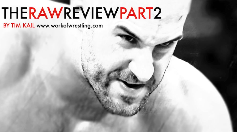 THE RAW REVIEW PART 2 FOR EPISODE 7/6/15 PHOTO VIA WWE