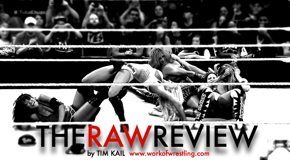 THE RAW REVIEW for episode 7/13/15