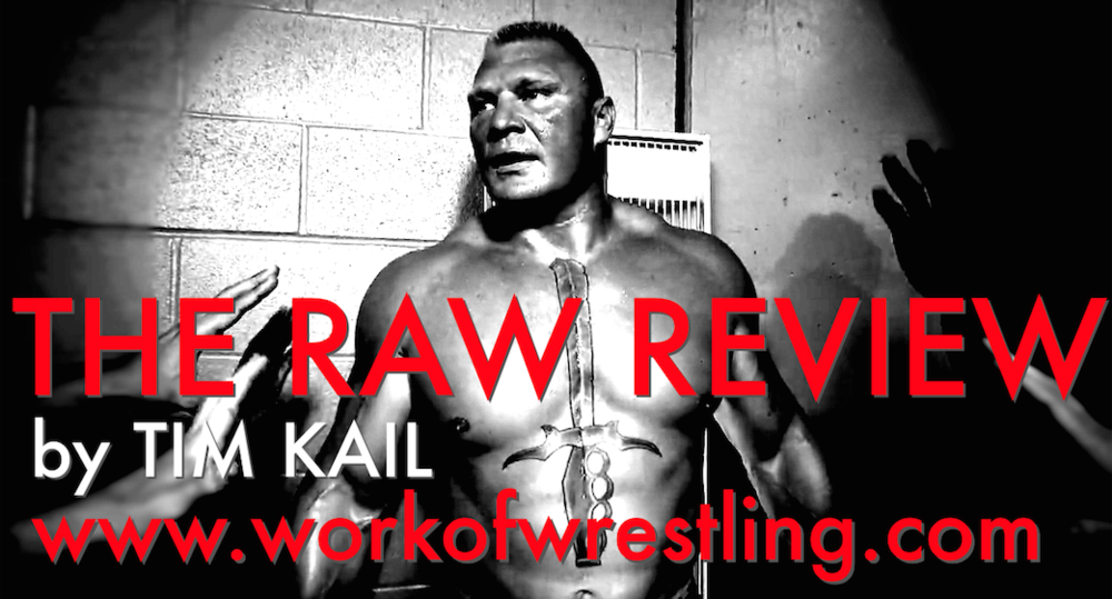 THE RAW REVIEW for 7/20/15 Photos via  WWE