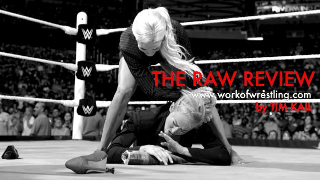 RAW REVIEW for episode 7/27/15 Image via WWE.com