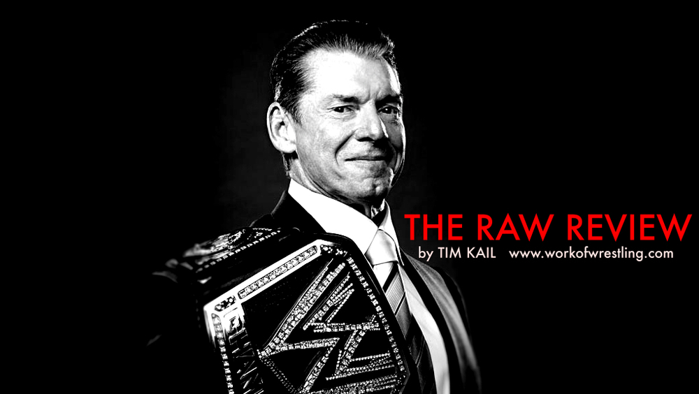 THE RAW REVIEW FOR EPISODE 8/3/15 PHOTO VIA WWE