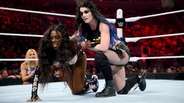 """The Divas Division is still defined by muddy narrative waters and lack of characterization. The babyfaces are babyfaces because they're """"hot"""" and the heels are heels because they're slightly angrier than the babyfaces."""