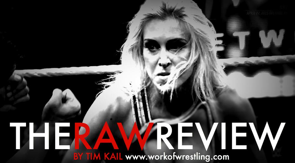 RAW REVIEW FOR EPISODE 8/24/15 PHOTOS VIA WWE.com
