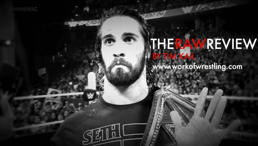 THE RAW REVIEW for episode 8/31/15 PICS VIA  WWE.COM