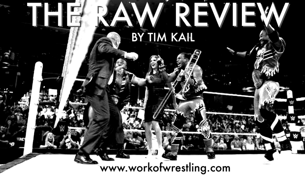 THE RAW REVIEW FOR 9/14/15 PHOTO VIA WWE