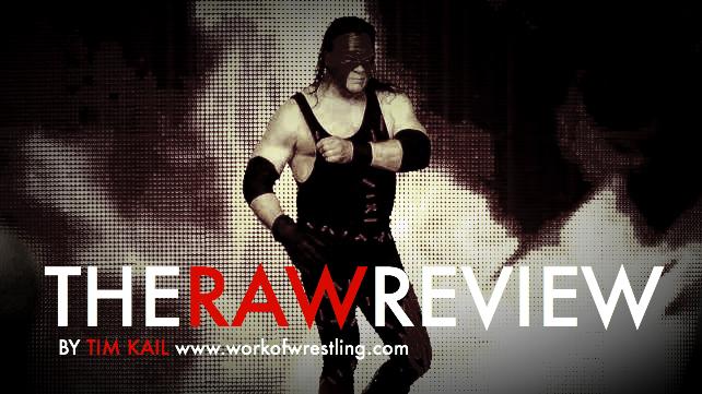 THE RAW REVIEW FOR EPISODE 9/28/15 PHOTOS VIA  WWE.COM