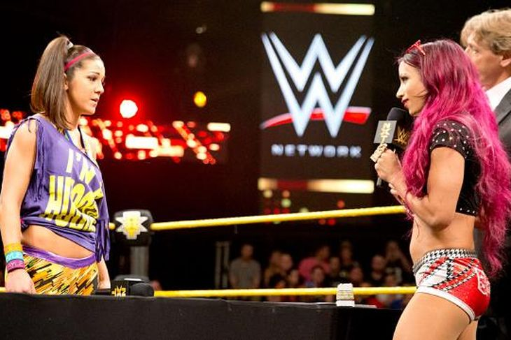 Sasha Banks and Bayley will fight for the NXT Women's Championship in a 30-minute Iron Woman match in the main event of the upcoming  NXT Takeover Respect special Oct. 7th live on the WWE Network .