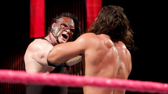 Today's wrestling fan regards this feud between Rollins and Kane as nothing more than a way to kill another month and a way for Seth to continue retaining the championship.