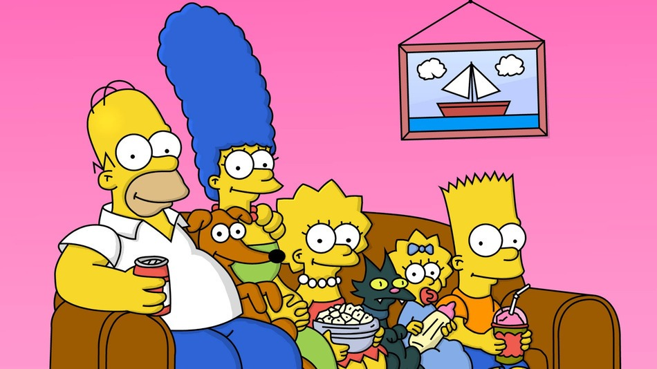 The Simpsons continues on Fox despite consistently negative feedback in recent years. Photo via  mashable.com