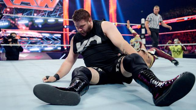 Kevin Owens is another in a long line of talented Intercontinental Champions whose reign as Champion is booked as an afterthought.