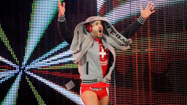 Cesaro continues to languish in obscurity despite unanimous praise from WWE fans.