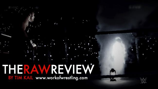 THE RAW REVIEW FOR EPISODE 10/19/15 ALL PHOTOS VIA  WWE.COM or screen-capture.
