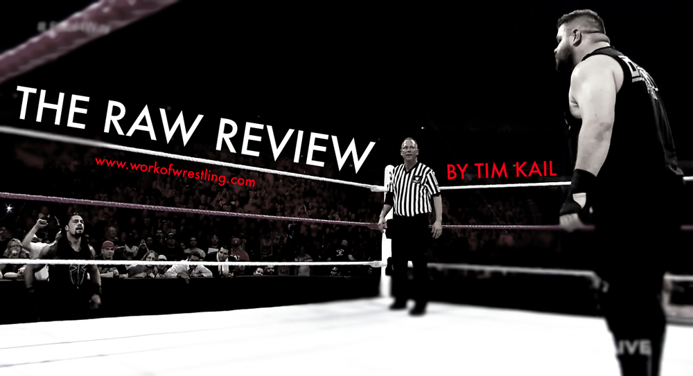 THE RAW REVIEW for episode 10/26/15 ALL PHOTOS VIA WWE