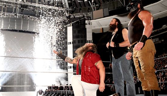 Bray Wyatt consumes the souls of The Undertaker and Kane.