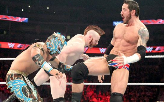 There is no reason for anything Sheamus & Barrett have done in recent months.