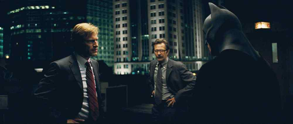CHRIS NOLAN'S DARK KNIGHT TRILOGY EPITOMIZES GOOD BOOKING.