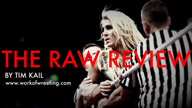 THE RAW REVIEW FOR EPISODE 11/16/15 ALL PHOTOS VIA WWE