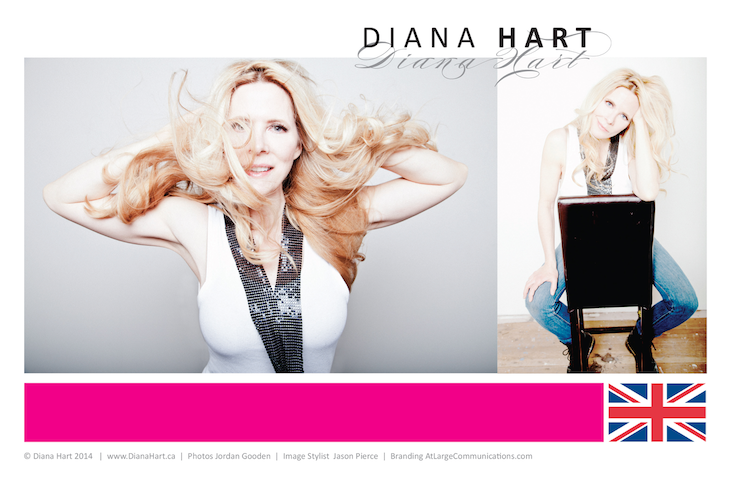 5 QUESTIONS WITH DIANA HART