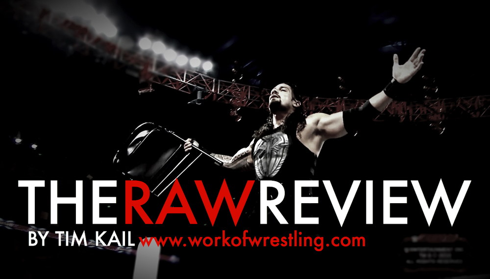 THE RAW REVIEW FOR EPISODE 11/24/15 PHOTOS VIA WWE