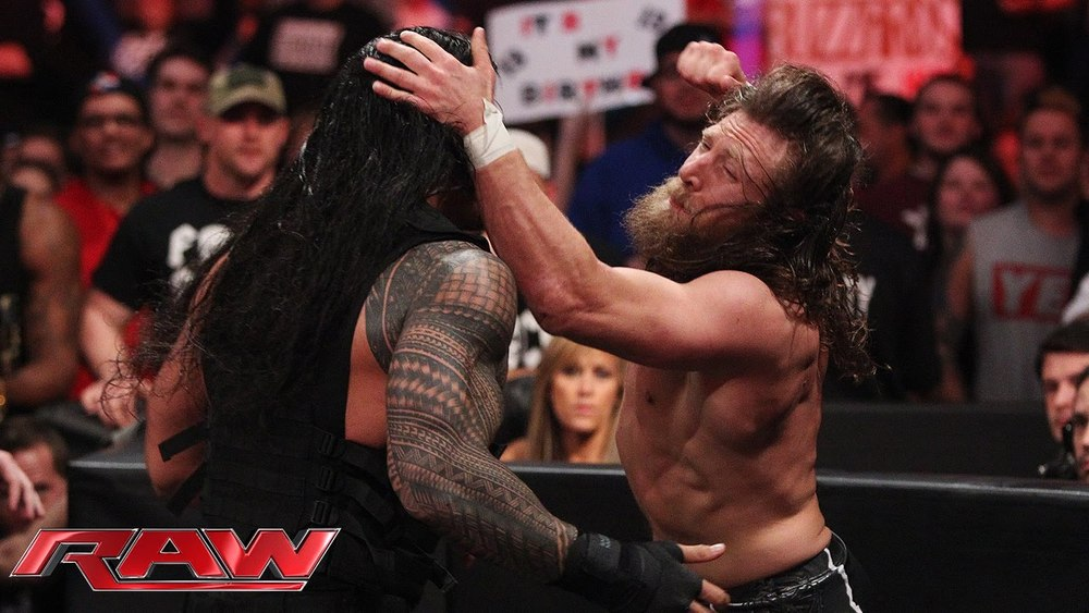 THE FEBRUARY 16TH EPISODE OF RAW REMAINS THE BEST EPISODE OF THE YEAR ALONG WITH #RawSnowDay PHOTO VIA WWE