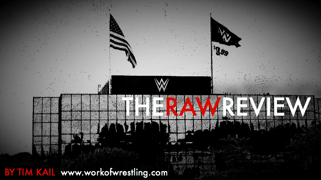 THE RAW REVIEW FOR EPISODE 11/30/15