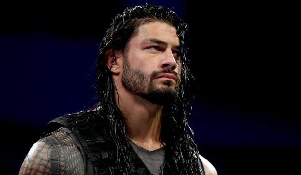 ROMAN REIGNS VIA WWE