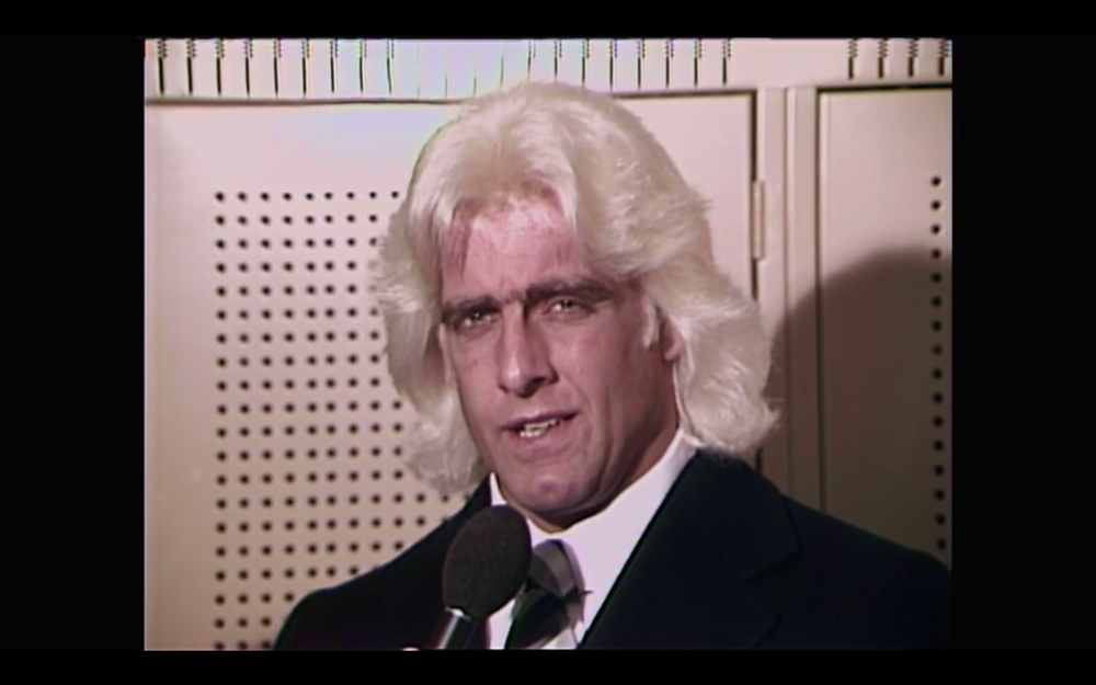 RIC FLAIR WCCW CHAMPION