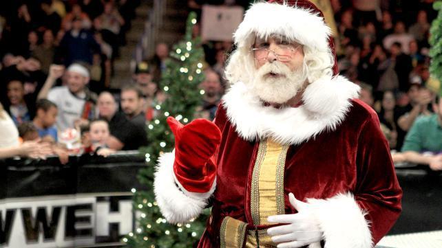 ST. MICK VISITS WWE PHOTO VIA  chaddukeswrestlingshow.com