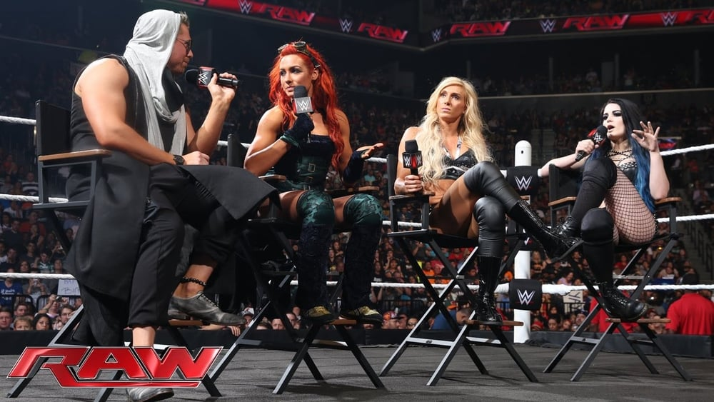A SERIES OF MIZ TV SEGMENTS STALLED THE WOMEN'S WRESTLING MOVEMENT ON RAW