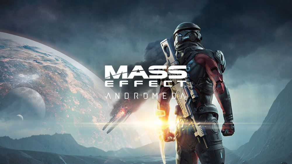 "VIA  Mass Effect Andromeda  - a 3rd-person action-adventure RPG where players assume the role of an intergalactic explorer. It is the forth entry in the popular Mass Effect series. The primary selling point of the series is its emphasis upon ""player choice"", creating a deeply immersive, interactive version of a ""choose your own adventure novel""."