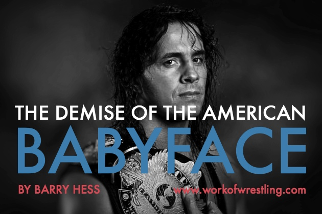 AN EDITORIAL SUBMISSION BY BARRY HESS - PHOTOS VIA WWE