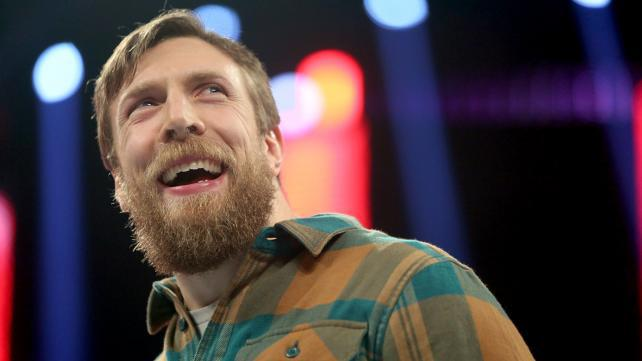 Daniel Bryan - general manager of SmackDown Live