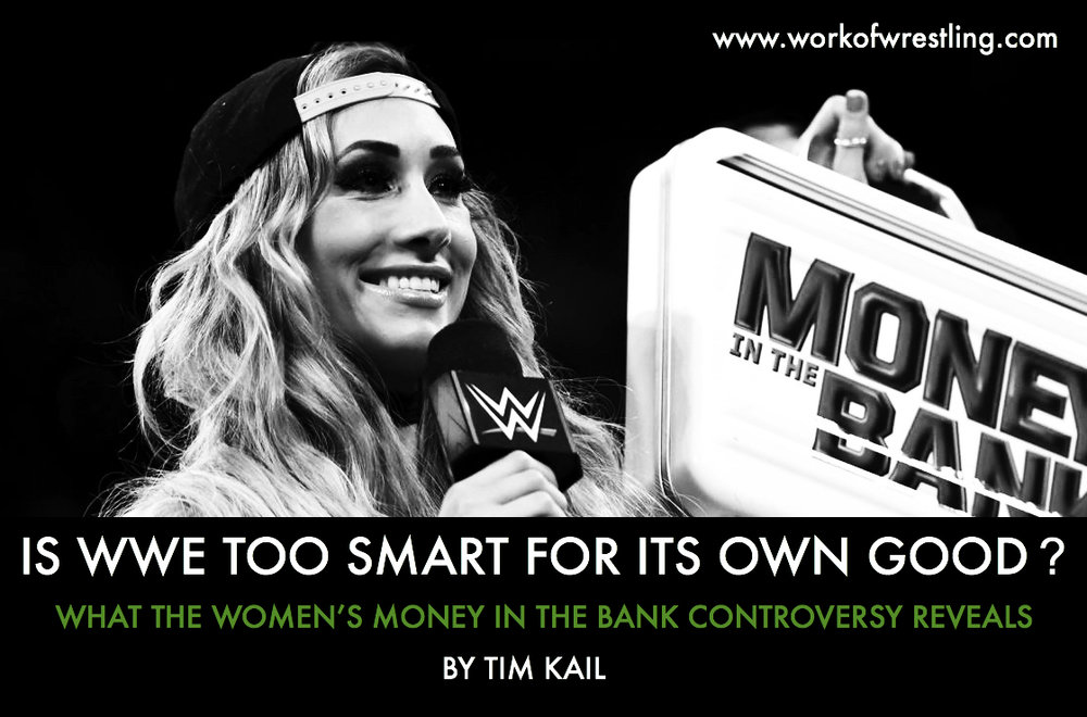 EDITORIAL BY TIM KAIL @TimKailWrites PHOTOS VIA WWE.COM