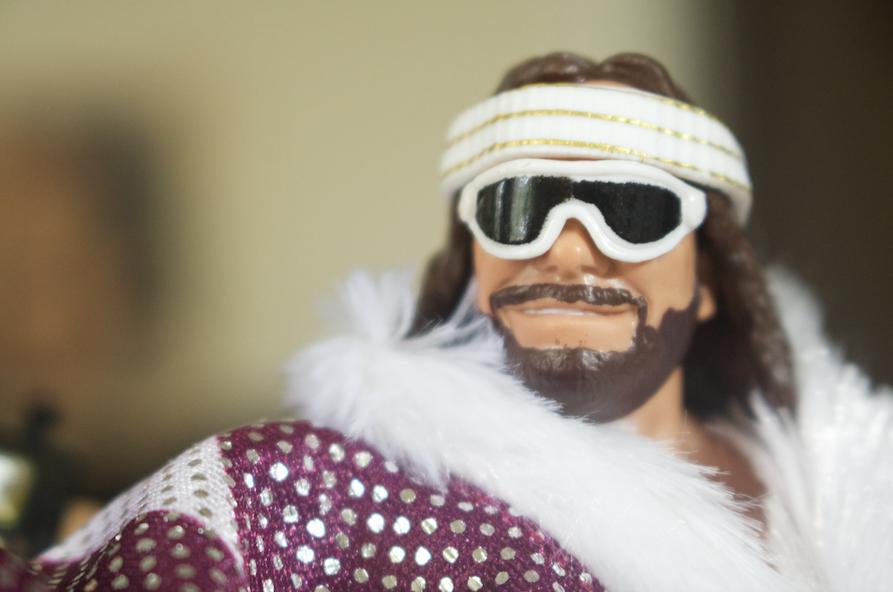 The Macho Man Randy Savage