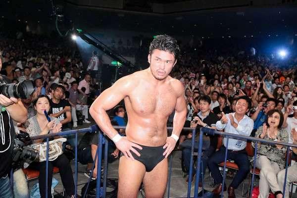Katsuyori Shibata via Sportskeeda.com