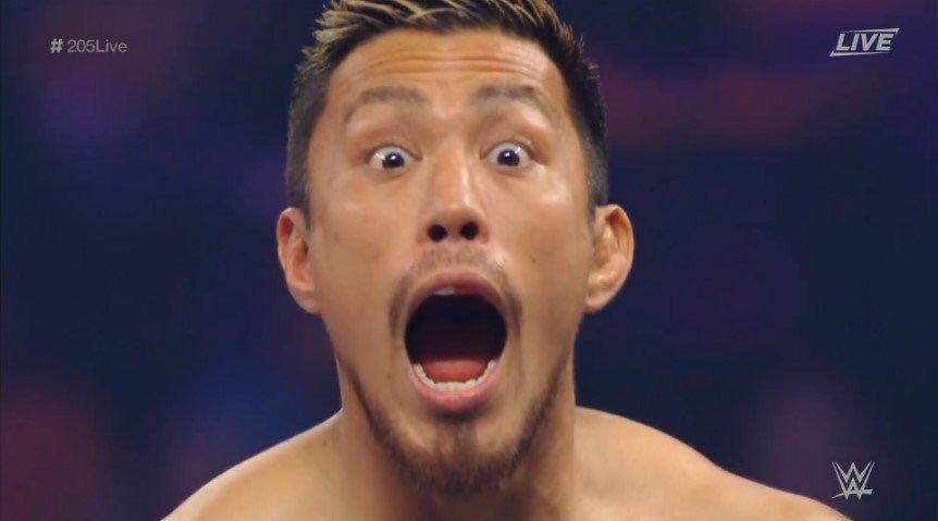 Akira Tozawa of 205 Live