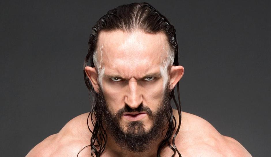Neville, Cruiserweight Champion