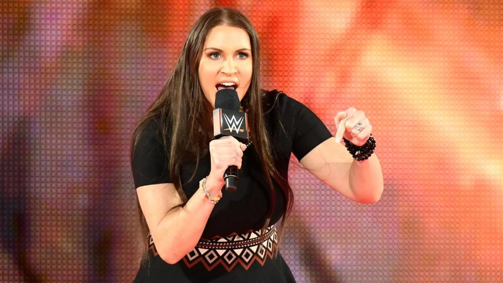 Stephanie McMahon demands Kurt Angle remove Jason Jordon from Survivor Series.