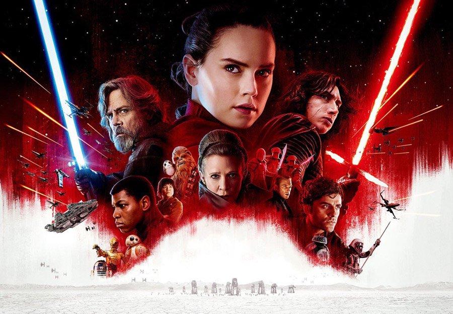 The Last Jedi by Lucasfilm & Disney