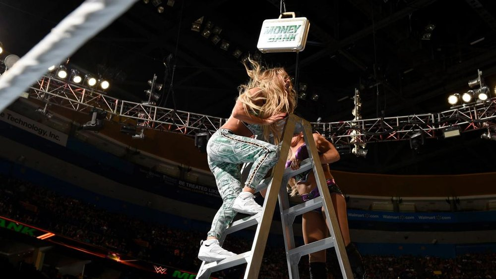 The women's Money In The Bank