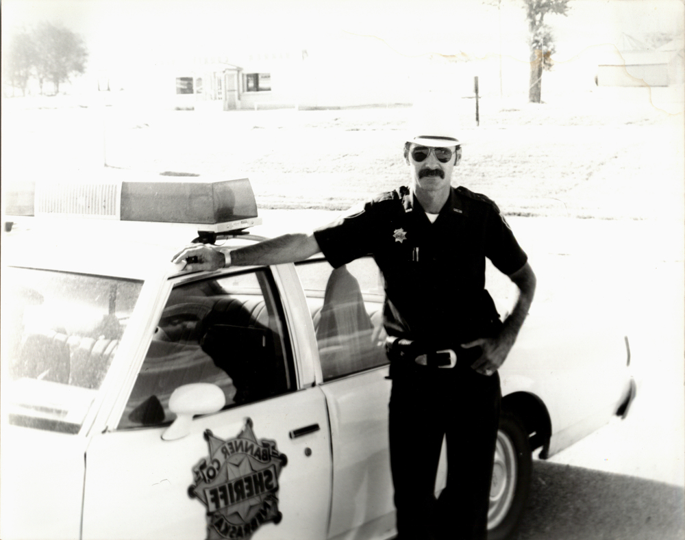 Sheriff Pat Mooney