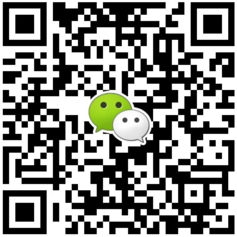 If you use wechat - you can scan this to add me