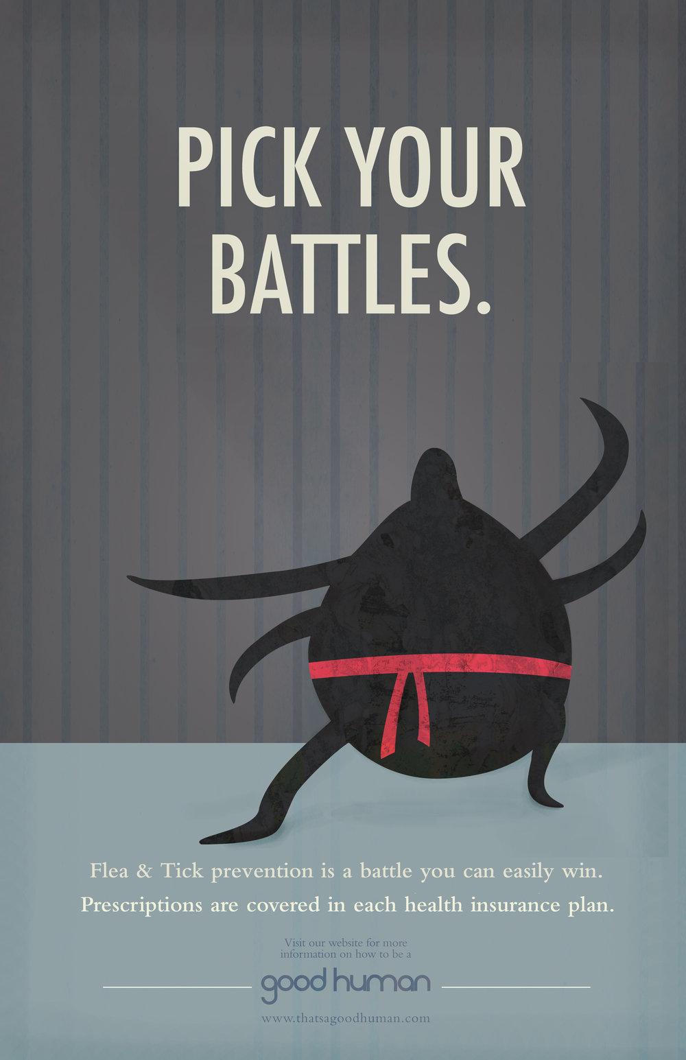 Vet Health Insurance Poster